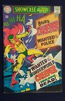 SHOWCASE #73. 1rst CREEPER appearance! Silver age key!!!