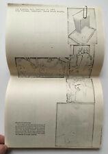 TOBY MUSSMAN 1968 S.M.S. #6 TEN XEROX SHEETS sms duchamp lichtenstein christo