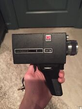 Kodak Super 8 Movie Camera Instamatic M 18