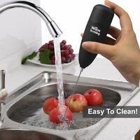 Milk Frother Electric Coffee Foamer Cream Eggbeater Whip Hand Blender Mixer Stir