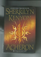 Dark-Hunter Novels: Acheron by Sherrilyn Kenyon (2008, Hardcover VGC)