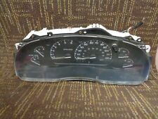 00 01 2000 Ford Explorer Speedometer Instrument Cluster 281k Miles YL2F-10849-AA