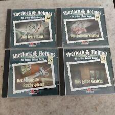 Hörbücher krimi thriller, Sherlock Holmes