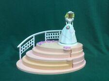 Vintage Barbie Girls  pink Jewelry Box & Music Box