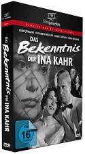 Das Bekenntnis der Ina Kahr - mit Curd Jürgens - Filmjuwelen DVD