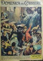 DOMENICA DEL CORRIERE N.46 1961