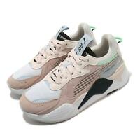 Puma RS-X Reinvent Wns Running System Rosewater Pink Blue Women Shoes 371008-04