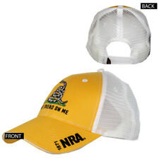 NRA Don't Tread Cap- Gold