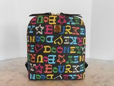 Authentic Dooney & Bourke Zip Pod Backpack Color Elephant