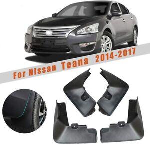 for Nissan Altima Teana L33 Sedan 2013-2017 Car Mudguards Splash Front and Rear