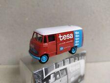 Mercedes-Benz L-319 furgón ,  Tesa ,  Brekina 36018 ,  escala 1/87