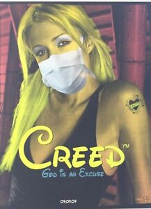 """Creed Flu-""""God Is an Excuse"""" Firehouse-Zoltron 09"""