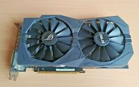 Asus nVidia GeForce ROG Strix GTX1050 2GB GDDR5 with ASUS Aura Sync & G-SYNC