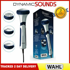 Wahl 4296-027 Hand Held Full Body Muscle Massager 3 Attachments & Flexible Neck