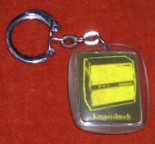 Porte-clé Key chain KUPPERSBUSCH Poêle à fuel ou rasoir ...!!!