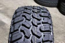 4 NEW LT 33 12.50 15 Tires Powertrac Mud Terrain MT M/T Off Road 33X12.50R15