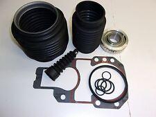 MerCruiser Alpha One 1 Gen 2  ujoint exhaust Bellows gasket kit gimbal bearing