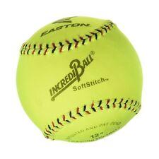 """Ragballs A122609T Incrediball Polyester Softball, 12"""" Size, Yellow"""
