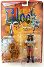 Vintage ☆ SWISS ARMY CAPTAIN HOOK Figure ☆ Mattel 90s MOC Sealed Carded Movie