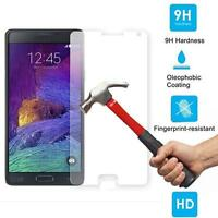 Premium Real Tempered Glass Film Screen Protector for Samsung Galaxy Note 4