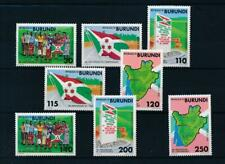 [314700] Burundi 1992 good set of stamps very fine MNH Value 25$