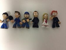 Supernatural Mystery Mini Set of 6 Loose Kevin,Dean,Bobby,Crowley,lillith,Abadon