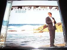 John Paul Young In Too Deep Australian Aussie Pop Rock CD - Like New