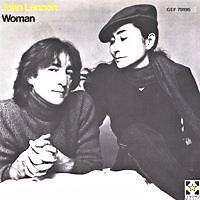 JOHN LENNON Woman FR Press SP