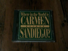 Where in the World is Carmen Sandiego? (Deluxe Edition) (PC)