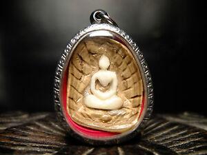 Phra Buddha Stone Carve From Samroyord Moutain Thai Buddha Amulet