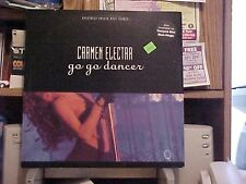 "Carmen Electra Go Go Dancer 5 mixes 12"" PRINCE"