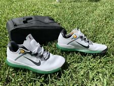 New listing NIKE Tiger Woods TW 13 Golf Shoes Masters Green Edition - Size 10 - Rare