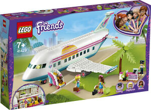 Lego Friends L'Avion De Heartlake City Kit 41429 Lego