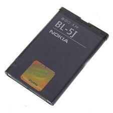 OEM NEW Nokia BL-5J N900 Lumia 520 521 525 5230 Nuron 5233 5238 5800 5802 X6 C3