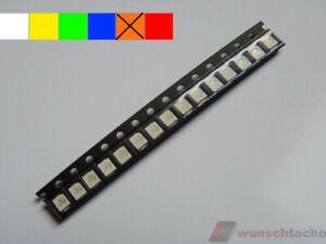 SMD LED Umbaukit LEDs Tacho BMW E46 E38 39 E53 Z4 X3 X5 E90 E60 E70 M3 M5 M6 1er