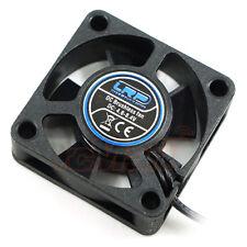 LRP 30x30x10mm 1S 2S ESC Worksteam Fan w/ ESC Connector 1:10 RC Cars #LRP501801