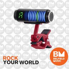 Korg Sledge Hammer Custom 100 Clip-On Tuner Red Sledgehammer - Belfield Music