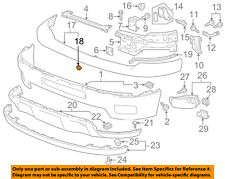 GM OEM Headlight Head Light Lamp-Headlamp Assembly Nut 11610157