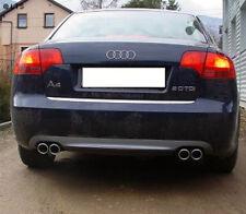 ULTER Sportauspuff Audi A4 Typ 8E B7 Avant u. Limousine Bj. 05-08 1.6l  1.8l  2.