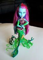 Monster High Posea Reef Great Scarrier Reef Down Under Ghouls Mattel Doll