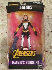 Marvel Legends Marvels Songbird Figure Thanos Series, NEW, Sealed