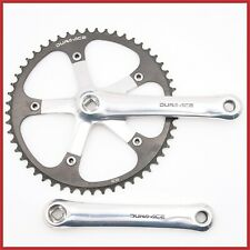 SHIMANO DURA-ACE FC-7600 CRANKSET 170mm SQUARE TAPER TRACK 53t SINGLE SPEED BIKE