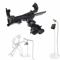 Tablet Stand Holder For Mic Microphone Mount Tablet Ipad Air Samsung Universal