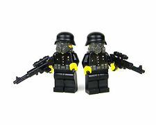 custom German WW2 wehrmacht Heavy Assault Soldiers made with real LEGO(R)