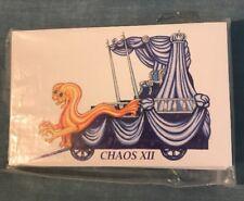 2012 Krewe Of Chaos Mardi Gras Trading Cards Set