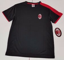 AC Milan Youth Soccer Jersey Size Large (8-10 years) 100% Polyester