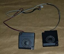 Toshiba Equium L350 L350D Speakers Set Left and Right 6039B0021701