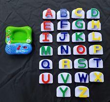 Leap Frog Fridge Phonics Magnetic Upper Case Letters Complete Set Tad