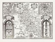 John Speed Antique Sheet Maps
