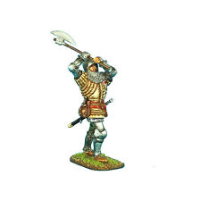 First Legion: MED009 English Man-at-Arms with Axe